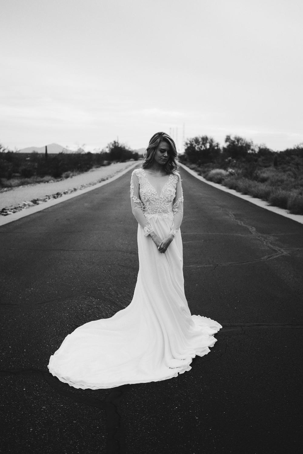 Willow Bridal gown by Tanya Anic  Photography Becca Gulick