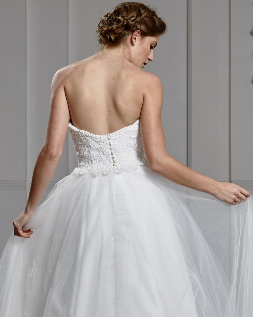 Rose bridal gown Tanya Anic Bridal photographyGrant Sparkes Carroll double bay sydney bridal_115 2.jpg