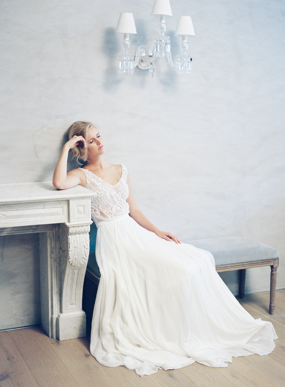 Maguretta bridal gown by Tanya Anic