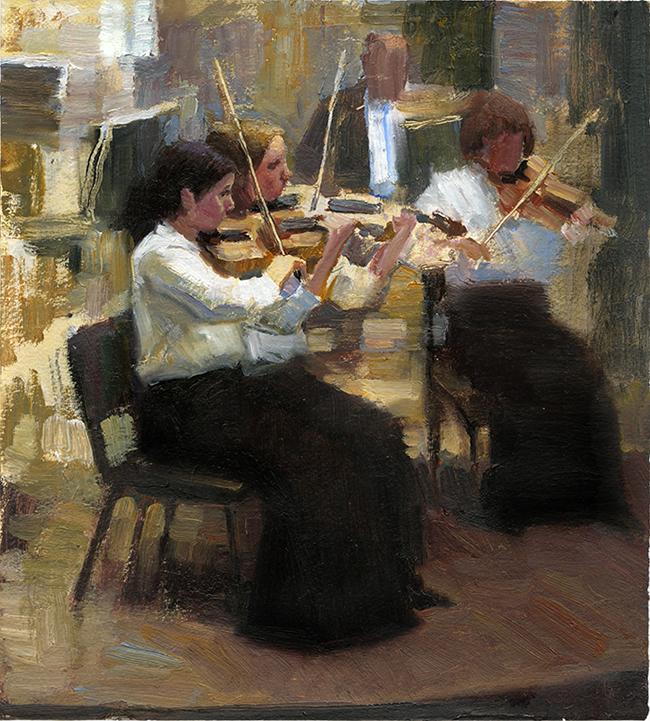 Musicians No. 1