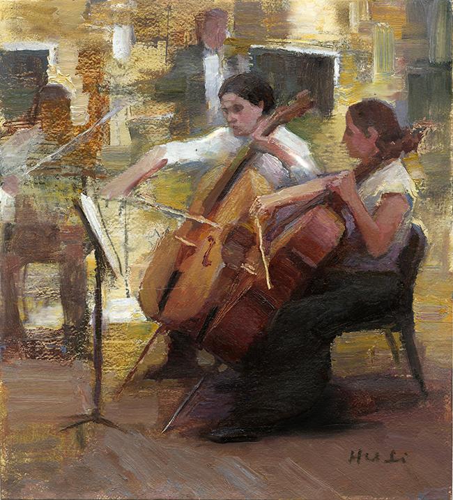 Musicians No. 2