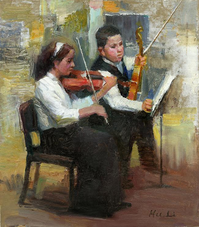 Musicians No. 4