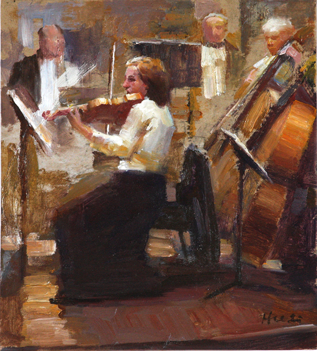 Musician No. 6