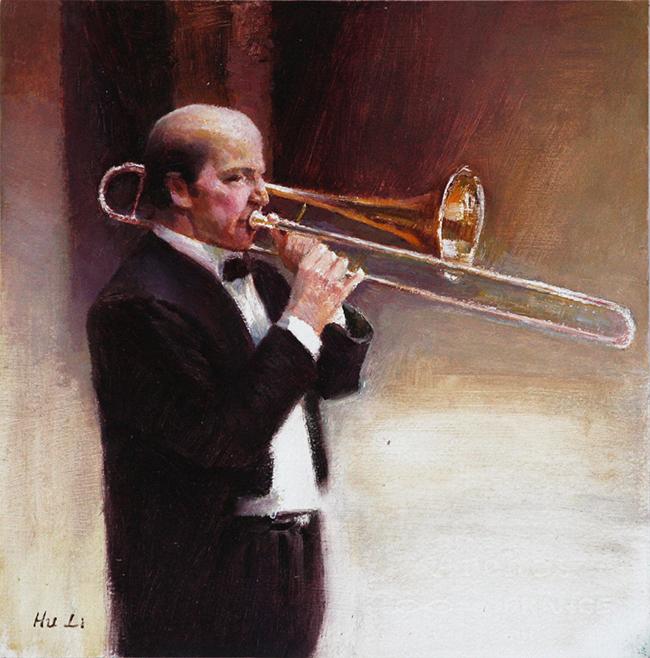 Musician No. 8