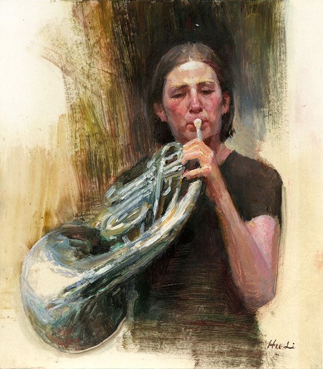 Musician No. 9