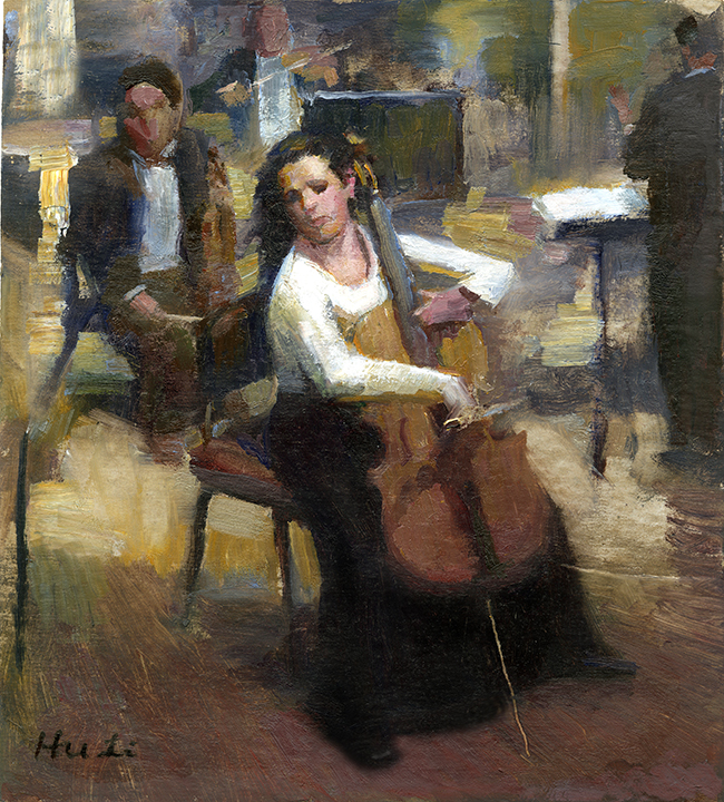 Musician No. 15