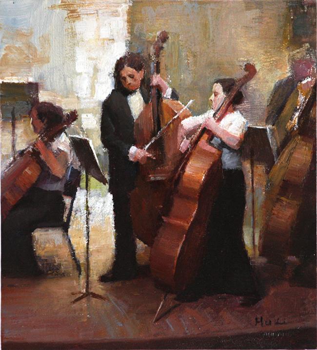 Musician No. 18