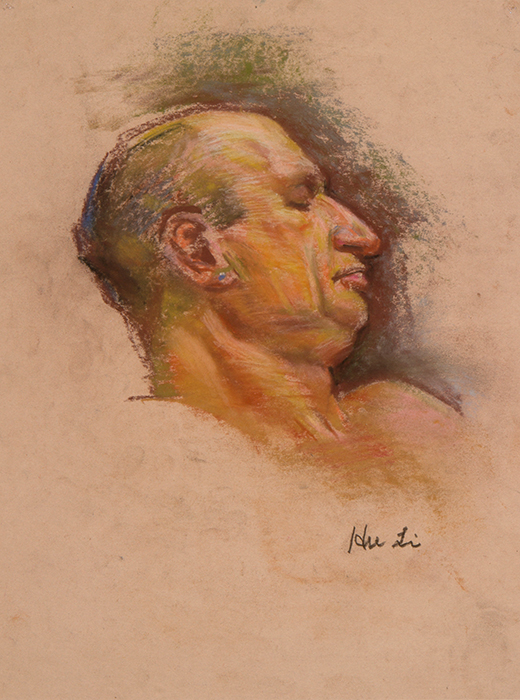 Male Portrait No. 8