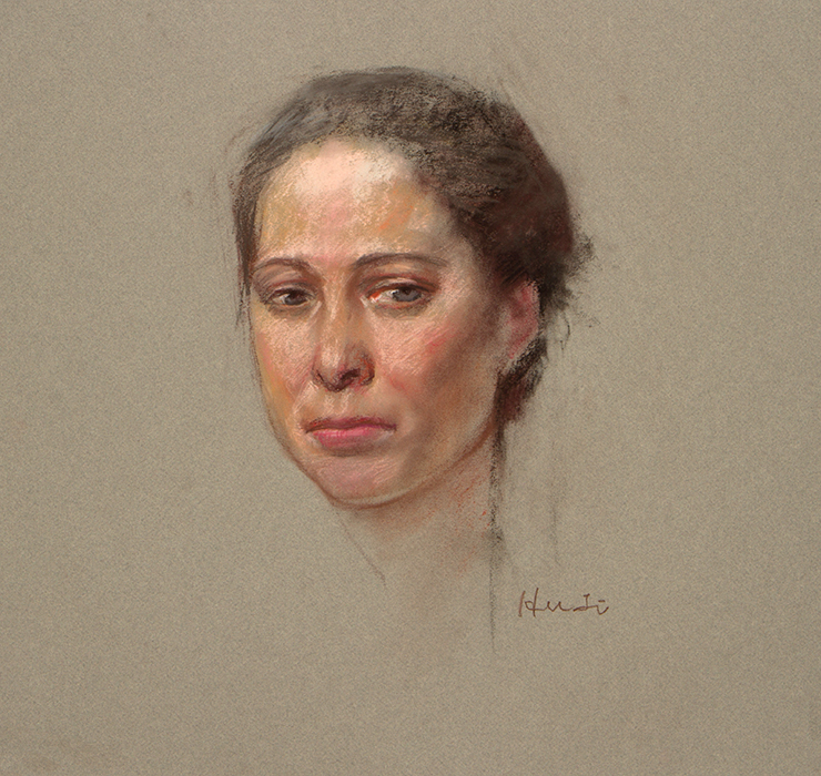 Female Portrait No. 4