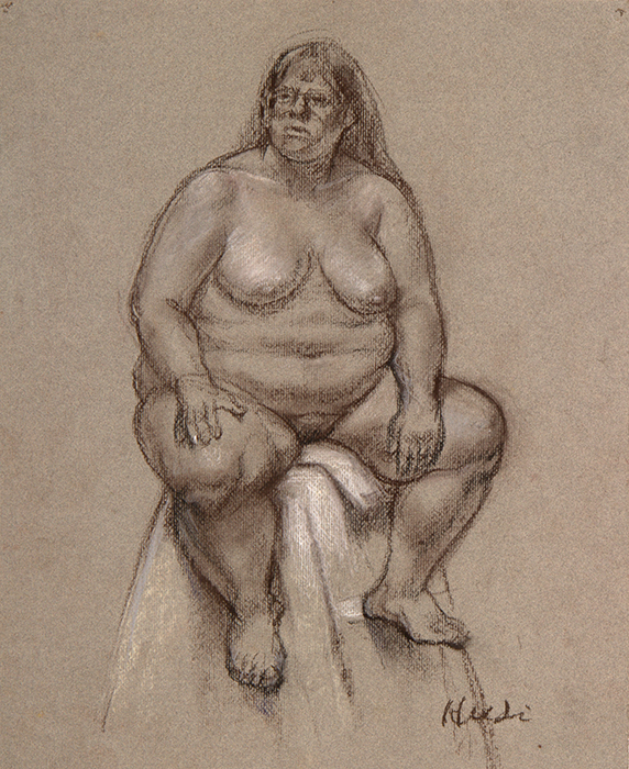 Nude Female No. 3