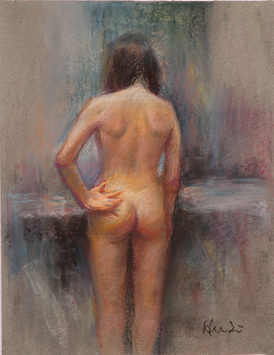 Nude Female No. 4