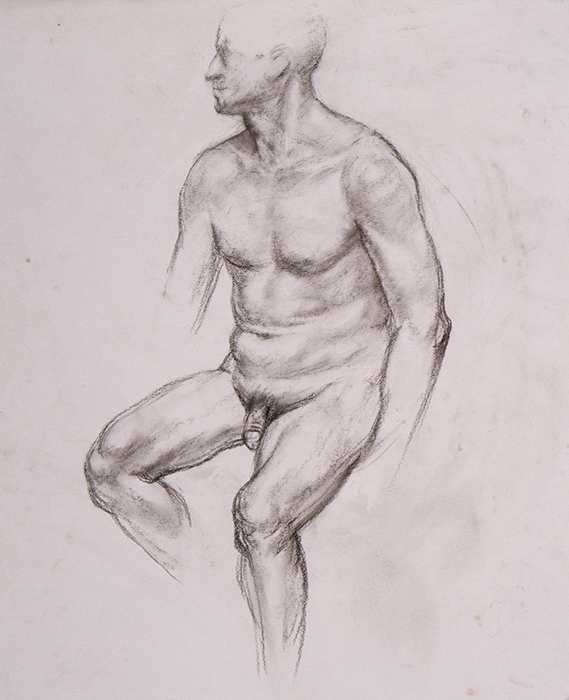 Nude Male No. 3