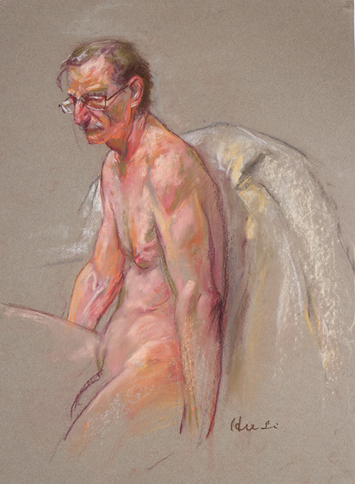 Nude Male No. 4