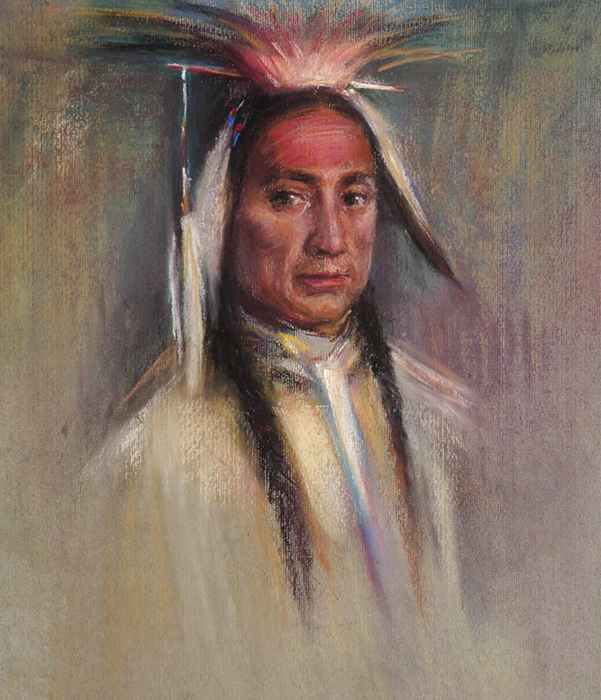 Native American Male No. 3