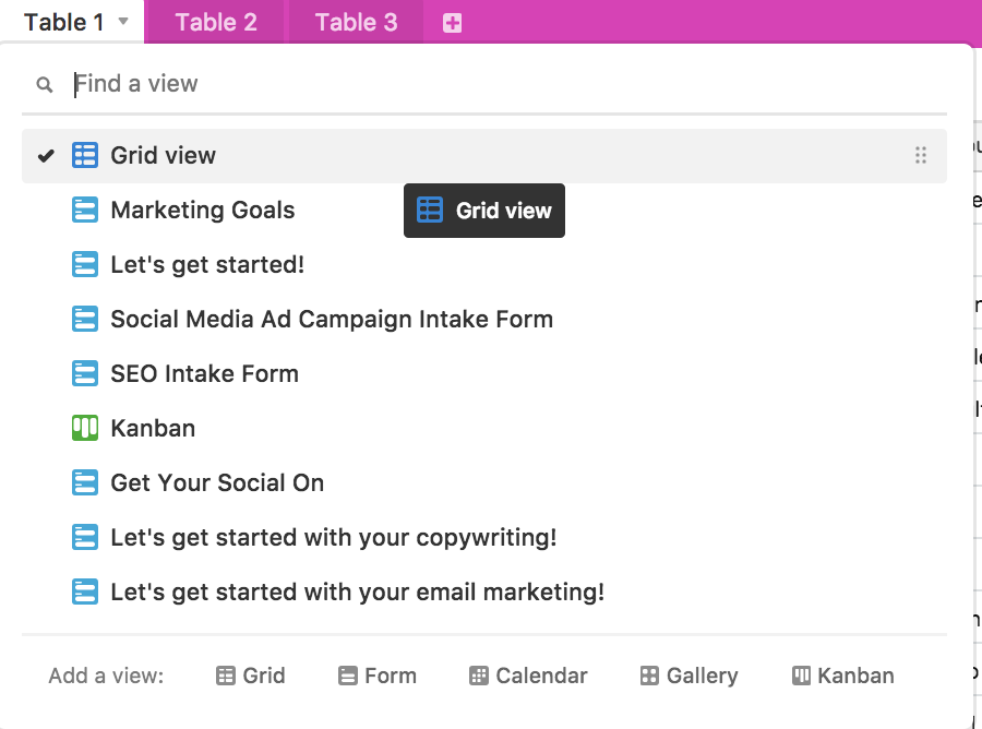 How to use Airtable to manage your client intake process
