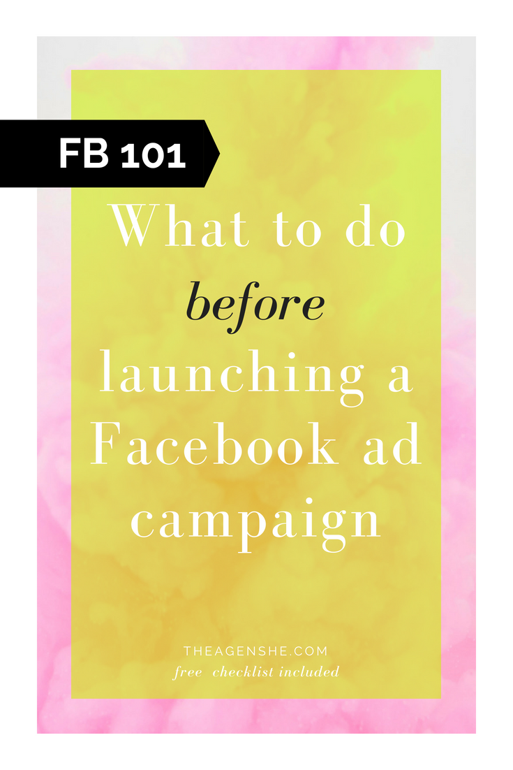 how to know if you're ready to launch facebook ad campaign as a solopreneur