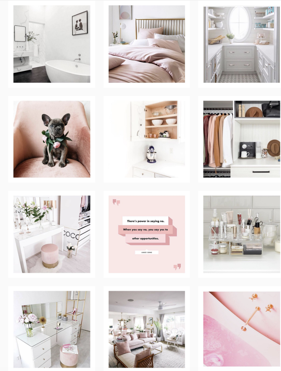 Full Service Instagram Management   Instagram management for a vibrant, luxury home organizing brand leading the Texas market.
