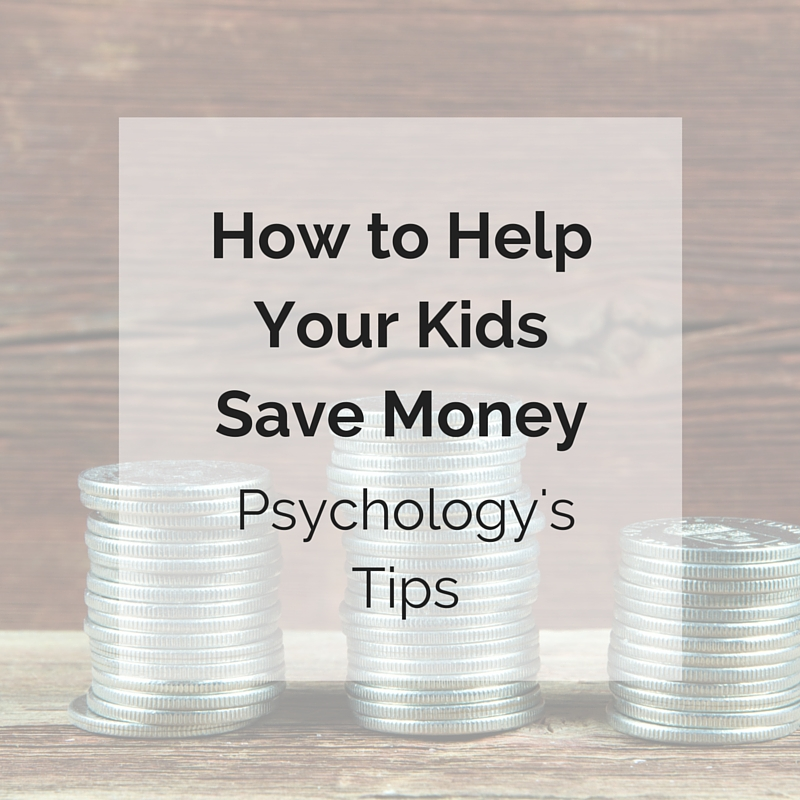 How to help your kids save money. www.potential.com.au