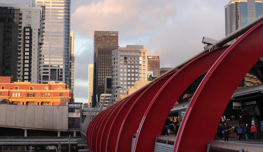 Ahh Melbourne.