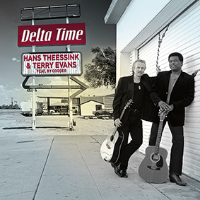 Hans Theessink & Terry Evans - Delta Time