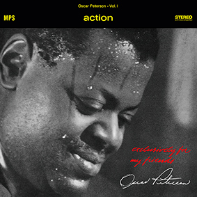 Oscar Peterson - Action
