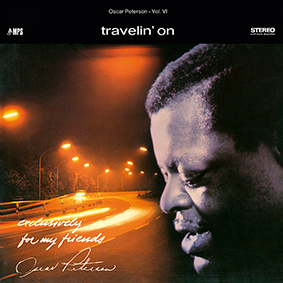 Oscar Peterson - Travelin' On