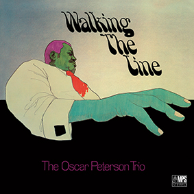 The Oscar Peterson Trio - Walking The Line