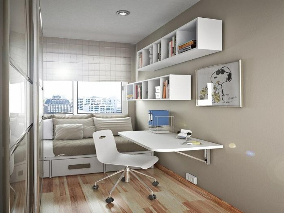 inspiration-interior-charming-white-wooden-craftsman-floating-bookshelves-as-inspiring-wall-shelves-over-free-standing-study-desk-and-unique-white-swivel-office-chair-in-small-boys-bedroom-decors-fab-930x697.jpg