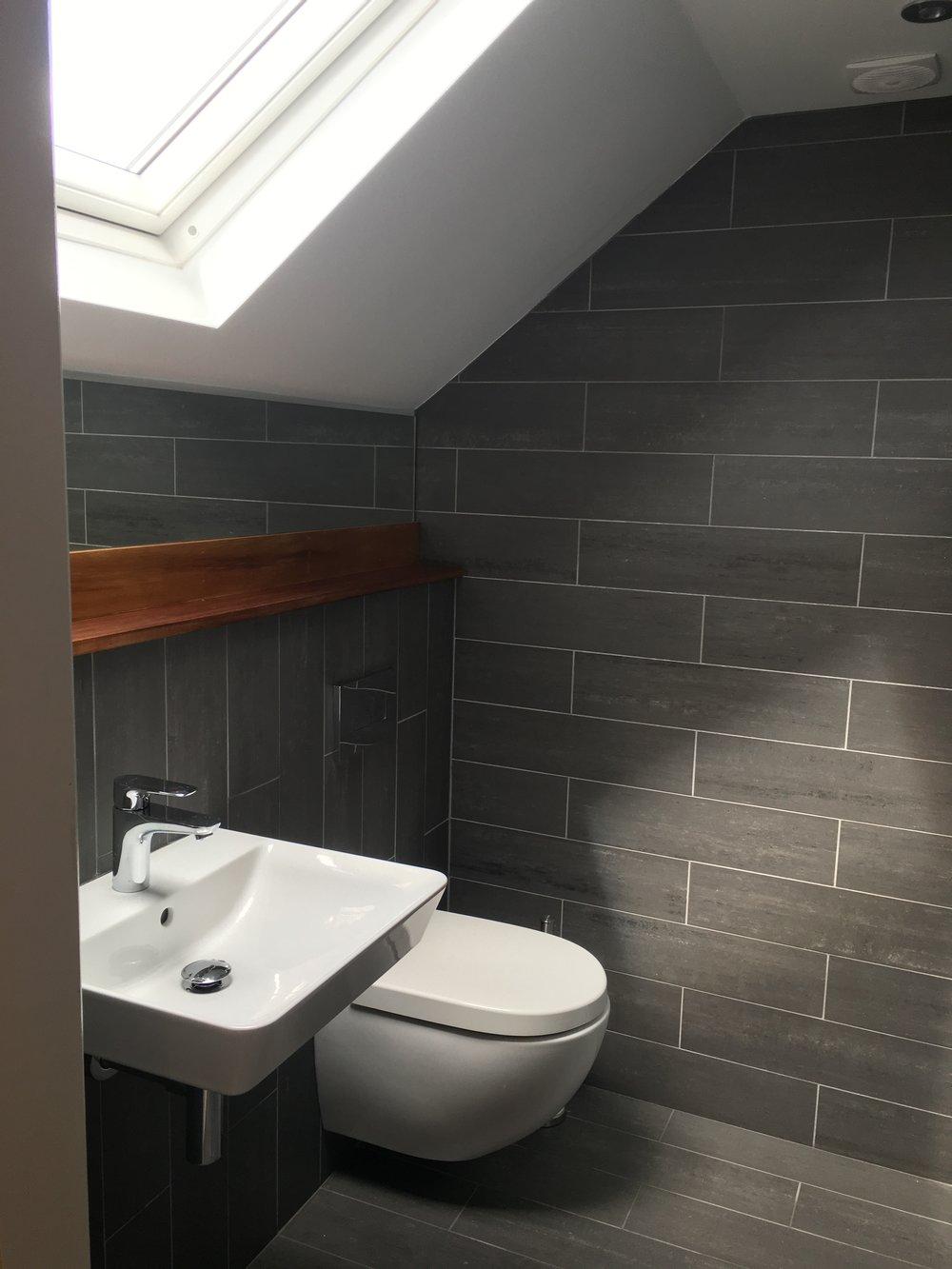 almsford loft conversion en suite