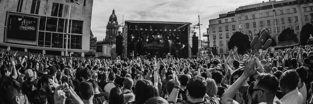 Slam Dunk Music, Leeds - CASE STUDY: Festival Joinery | Venue Maintenance