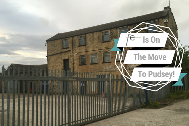 Grangefield Mill in Pudsey is the new Feathered Edge HQ!