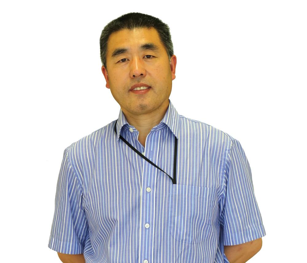 Dr Chaozong Liu