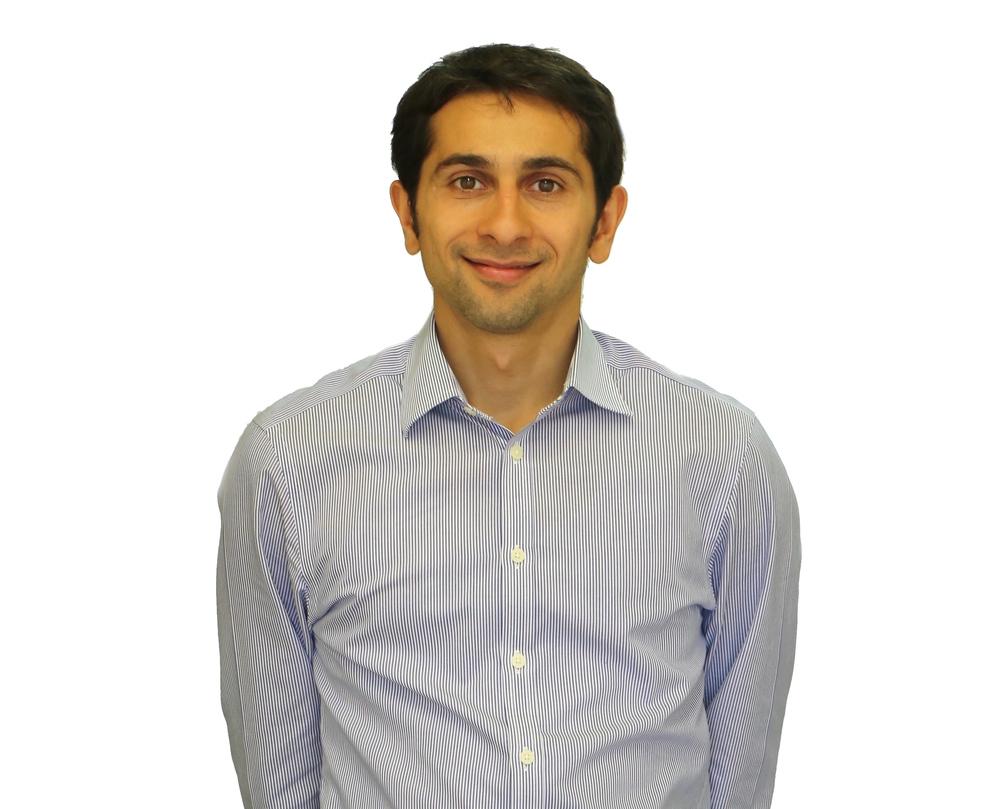 Dr Mehran Moazen