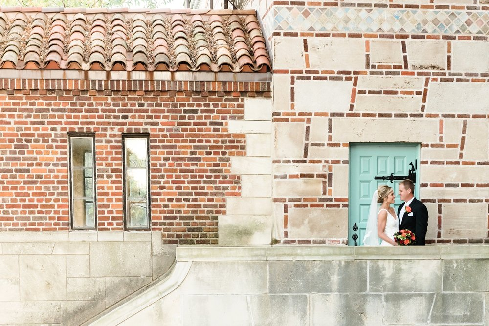 KRISTA + JESSE  - CLASSIC CHAPEL + LANDMARK CENTER WEDDING