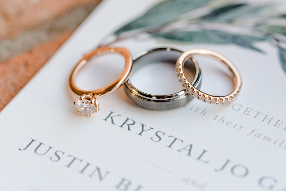 Custom Wedding Rings - Minneapolis Wedding Photographer