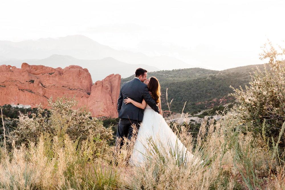 KIMBERLY + MICHAEL  - MOUNTAIN CHIC COLORADO RANCH WEDDING