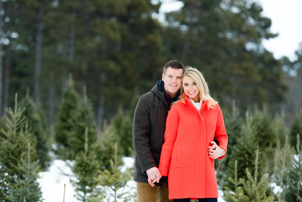 Justin and Mandy - Winter Engagement at Hansen Tree Farm Color-5.jpg