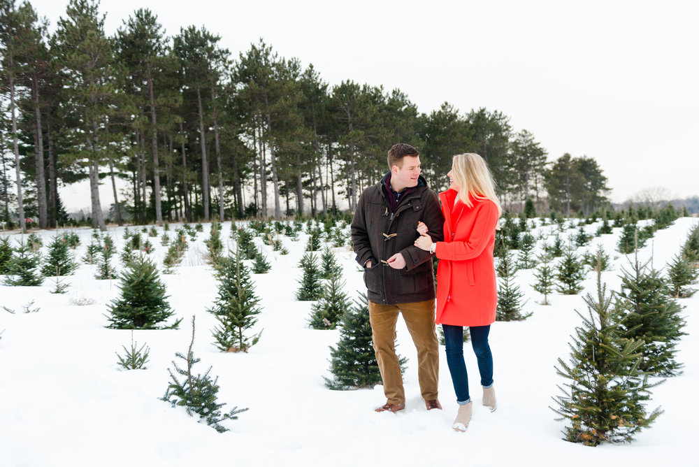Justin and Mandy - Winter Engagement at Hansen Tree Farm Color-13.jpg