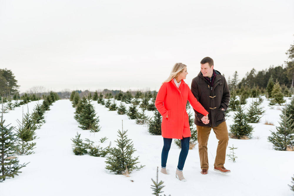 Justin and Mandy - Winter Engagement at Hansen Tree Farm Color-25.jpg