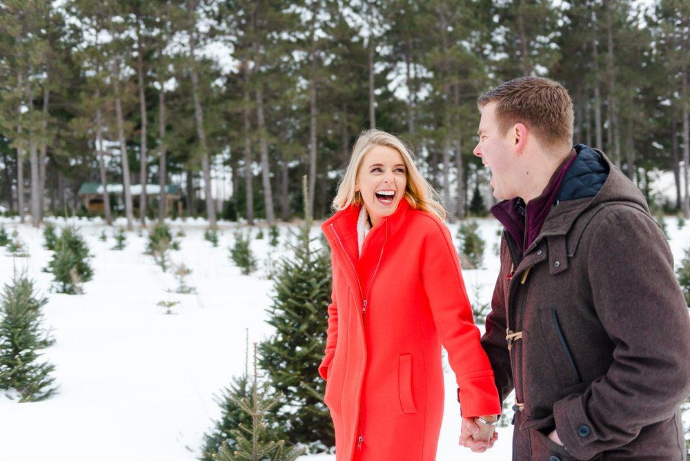Justin and Mandy - Winter Engagement at Hansen Tree Farm Color-28.jpg