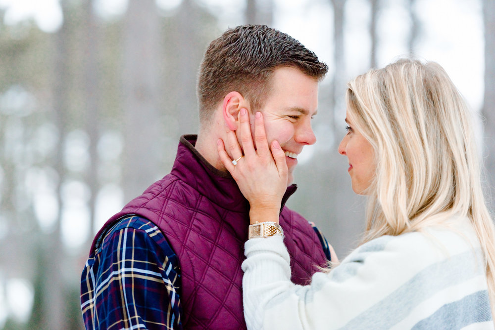 Justin and Mandy - Winter Engagement at Hansen Tree Farm Color-82.jpg