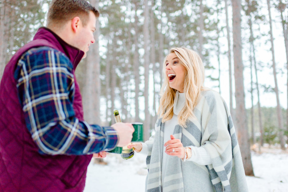 Justin and Mandy - Winter Engagement at Hansen Tree Farm Color-87.jpg