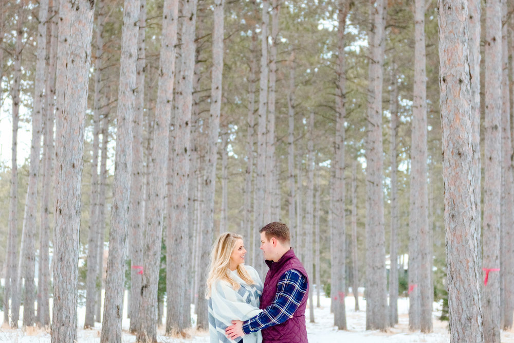 Justin and Mandy - Winter Engagement at Hansen Tree Farm-67.jpg