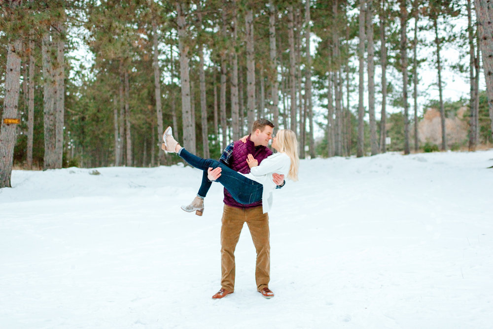 Justin and Mandy - Winter Engagement at Hansen Tree Farm-122.jpg