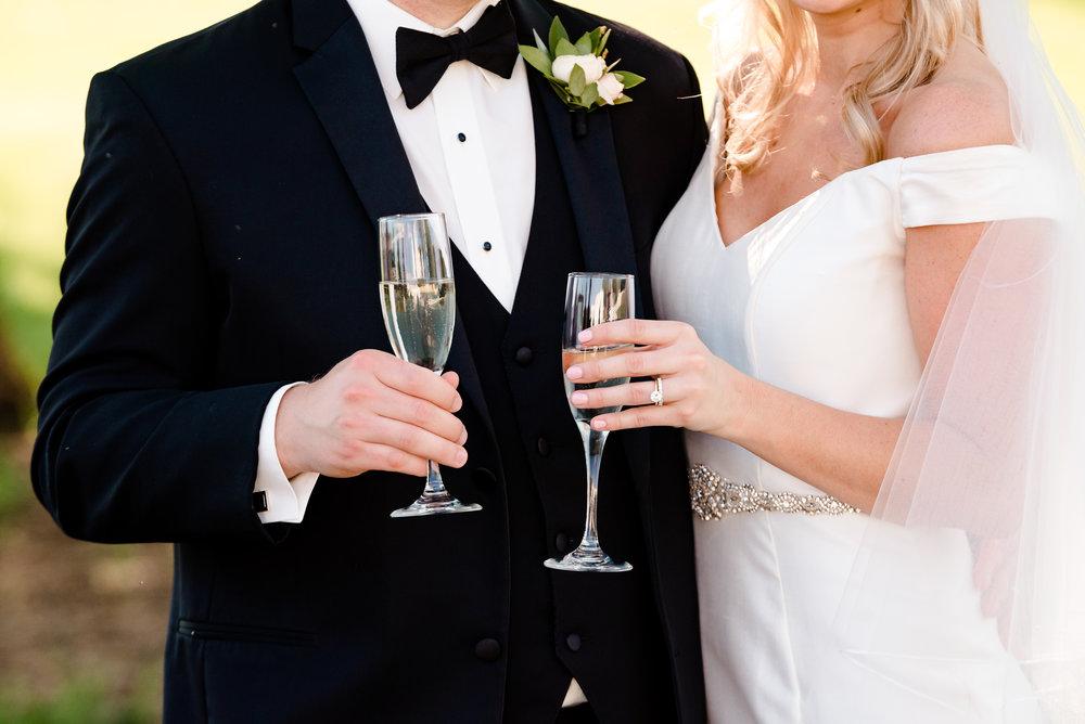 Black Tie Wedding MN - Historic John P Furber Farm Wedding - Minneapolis Wedding Photographer Laura Robinson