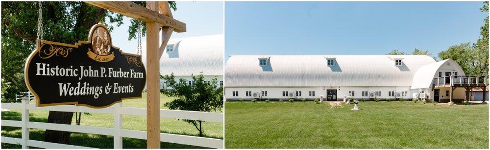 Historic John P Furber Farm Wedding - Cottage Grove, MN - Exterior of the Barn