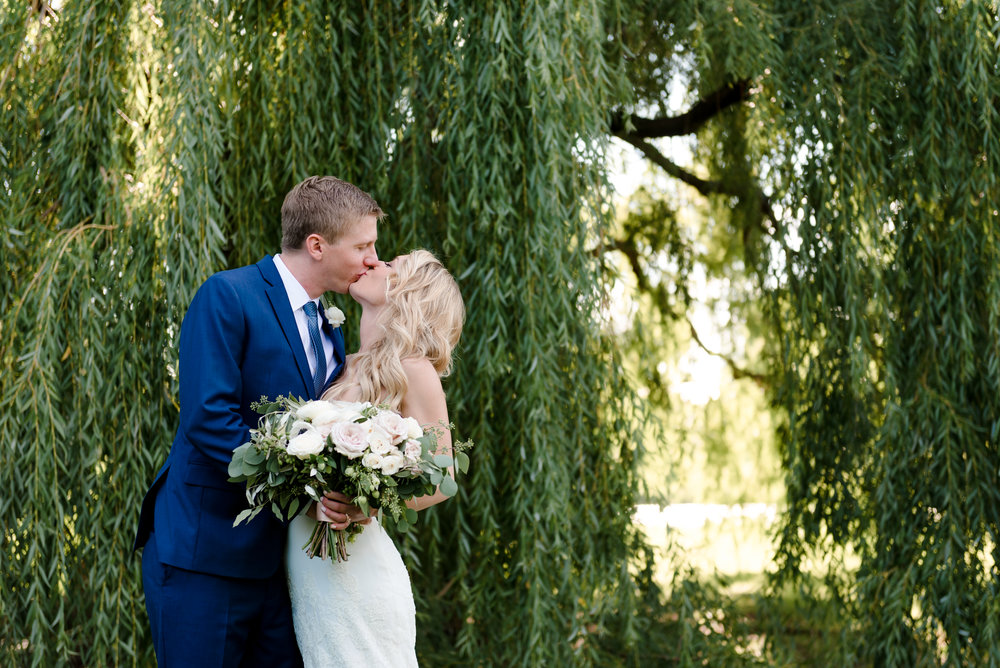 Laura is a photography goddess / visionary / miracle worker, and she made our entire wedding experience SO MUCH BETTER than it would have been with anyone else. - - Krystal + Justin -