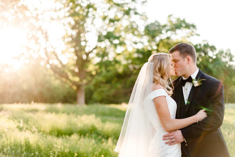 HISTORIC JOHN P FURBER FARM WEDDING - AMANDA + JUSTIN
