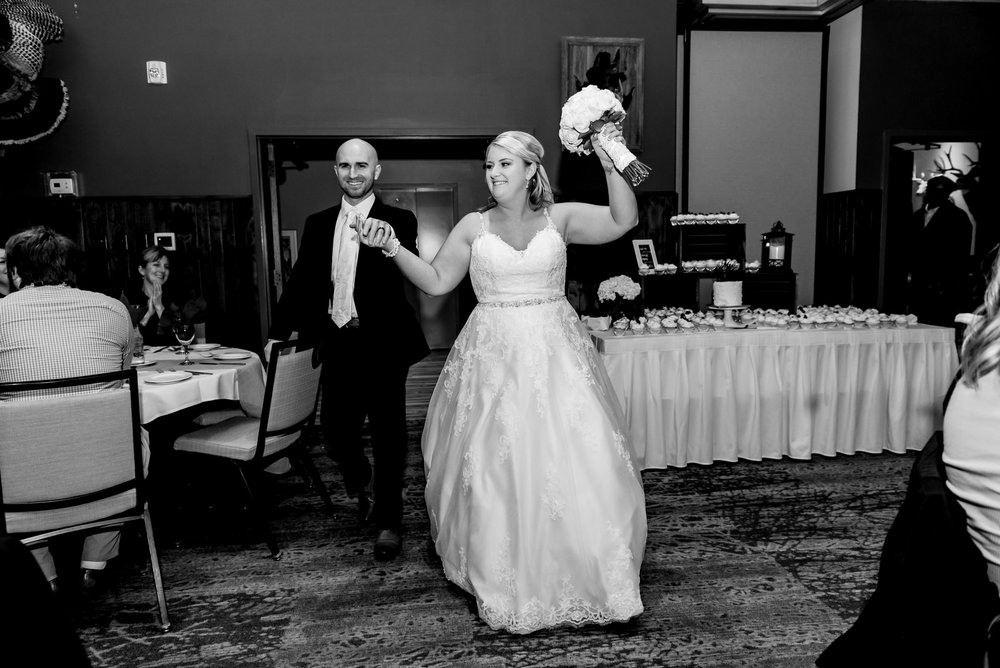 Heather and Taylor - Horse and Hunt Club Wedding -  Highlights BW-174.jpg
