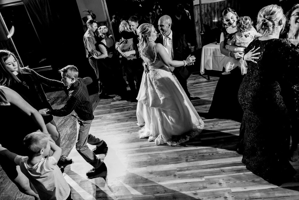 Heather and Taylor - Horse and Hunt Club Wedding -  Highlights BW-207.jpg